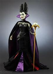 Malefiscent doll