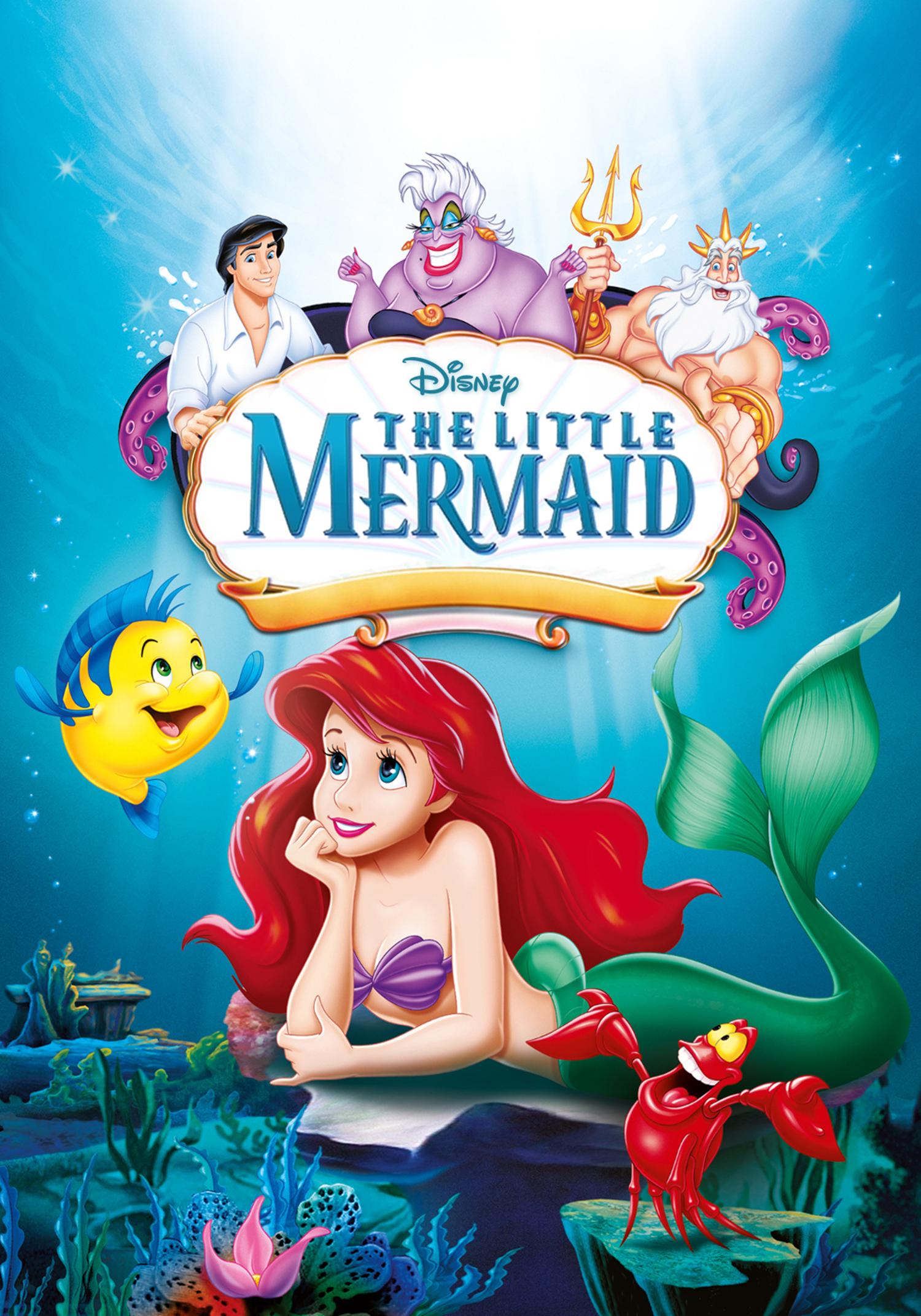 The Little Mermaid | Disney Wikmrd Wiki | Fandom