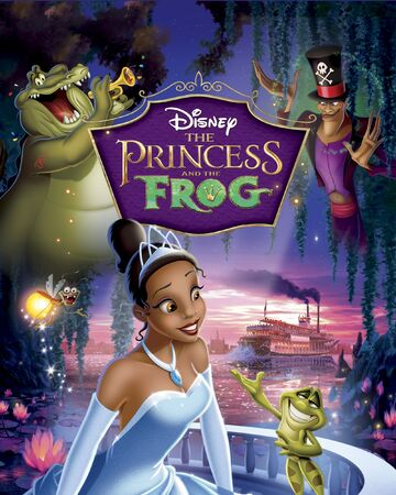 The Princess And The Frog Disney Wikmrd Wiki Fandom