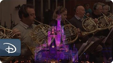 'Happily Ever After' Score Recording Session