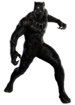 Black Panther Render