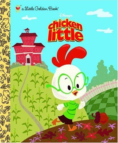 Chicken Little Little Golden Book Disney Wiki Fandom