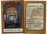 Chopper Card