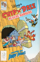 CnDRR comic book issue 5