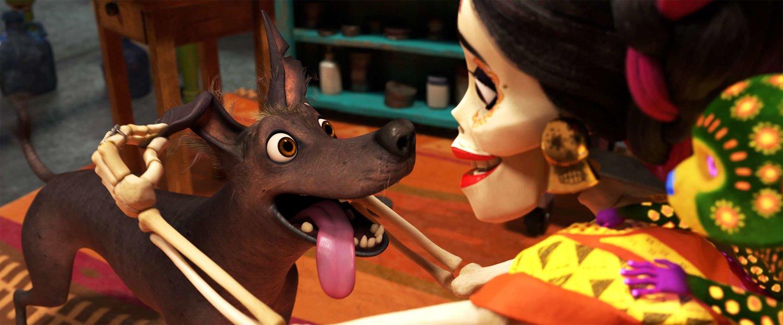 Image - Coco Dante and Frida.jpg   Disney Wiki   FANDOM ...