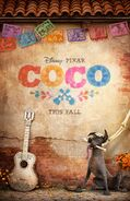 Coco Official Poster