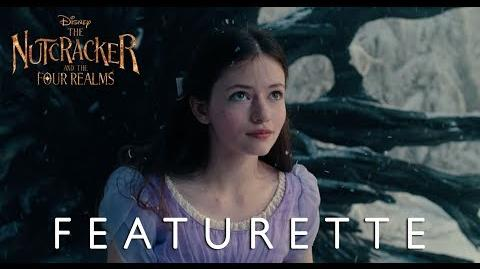 "Disney's The Nutcracker and the Four Realms ""Newest Member"" Featurette"
