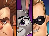 Disney Heroes: Battle Mode/Gallery