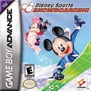 Disney Sports Snowboarding - (US)