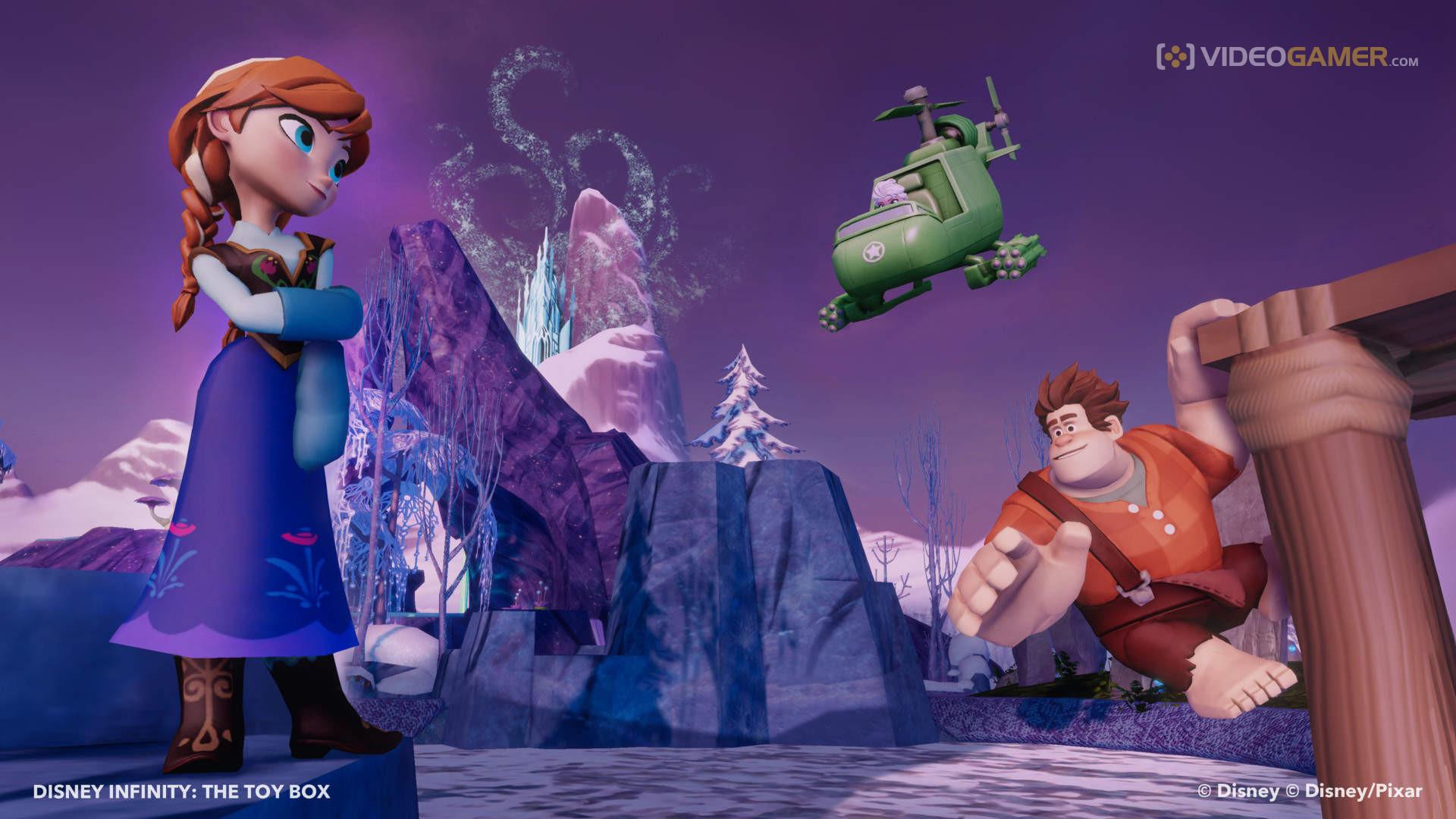 Wreck it ralph disney infinity wiki fandom powered by - Disney Infinity 120 Jpg