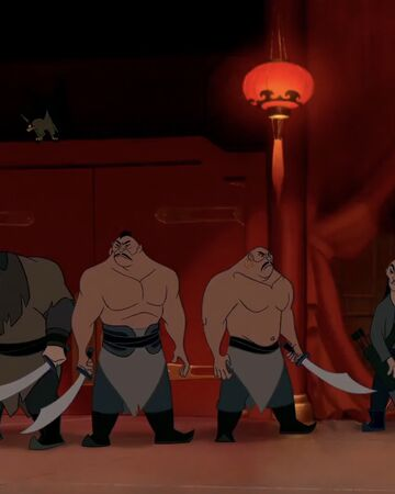 Elite Hun Soldiers Disney Wiki Fandom