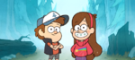 Gravity falls mabel and dipper pines by drtwobrainsfan-d6foza4