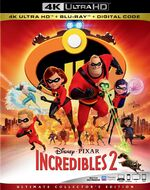 Incredibles 2 4KUD