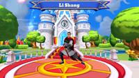 Li Shang Disney Magic Kingdoms Welcome Screen