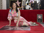 Lucy Liu Hollywood Walk of Fame