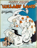 Lullaby land poster