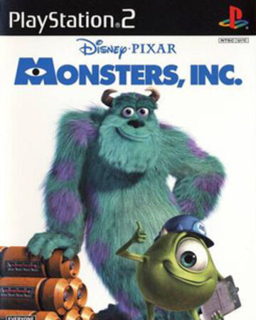 Monsters Inc Video Game Disney Wiki Fandom