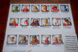Muppets Midship Detective Agency List