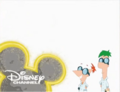 Phineas and Ferb Disney Channel Wand ID