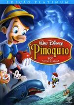 Pinocchio br dvd