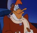 Quack, der Bruchpilot