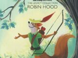 The Legacy Collection: Robin Hood