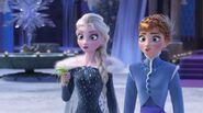 Shock Elsa &Anna