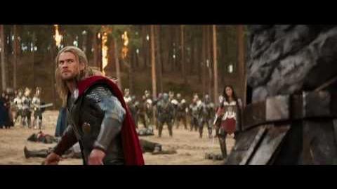 Thor O Mundo Sombrio - Trailer oficial