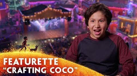 """""""Crafting Coco"""" Featurette - Disney Pixar's Coco"""