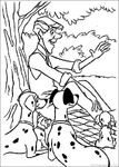 101-dalmatians colouring pictures 2