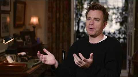 CHRISTOPHER ROBIN Ewan McGregor Interview