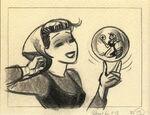 Cinderella1950StoryboardArt1