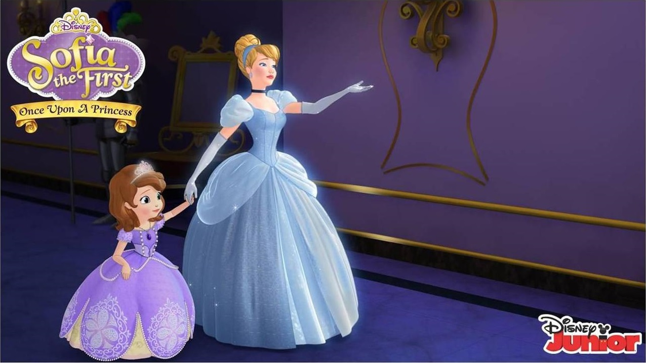 Cinderella and sofia jpg