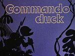 Commando-Duck