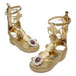 Disney Brave Merida Gladiator Dress Up Shoes