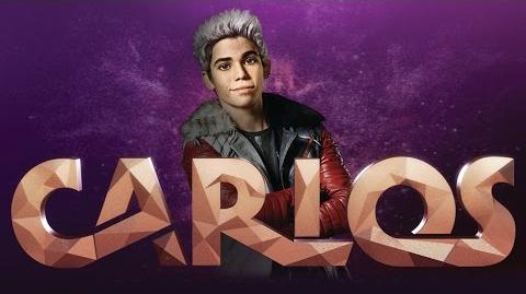 Disney Descendants Meet The Villain Kids Carlos Cameron Boyce Disney Channel Original Movie