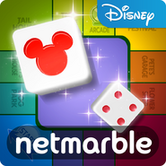 Disney Magical Dice Updated Logo