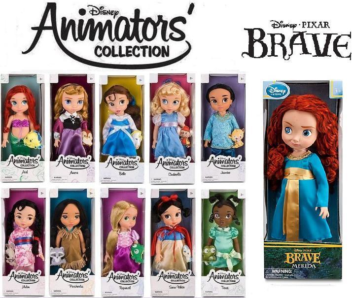 Image Disney Princess Animator S Collection Dolls Jpg