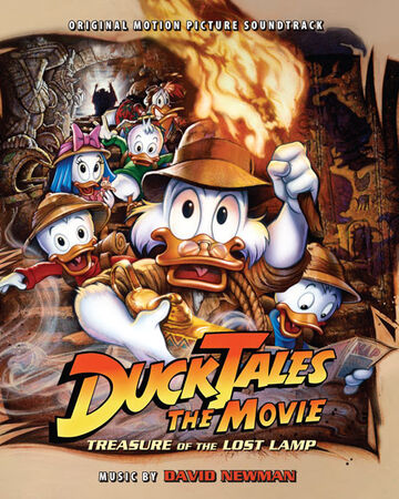 Ducktales The Movie Treasure Of The Lost Lamp Soundtrack