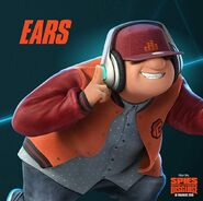 Ears Spies in Disguise