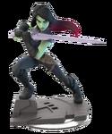 Gamora DI2.0 Transparent Figurine