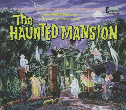 Story And Song From The Haunted Mansion Disney Wiki