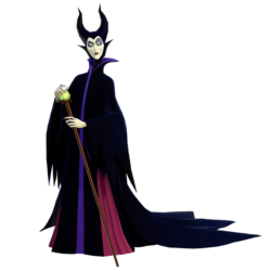 Maleficent KHIII Render