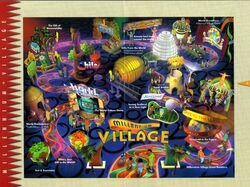 Millennium-Village-map Full 1903