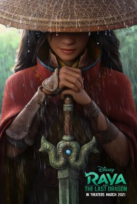 Raya and the Last Dragon - poster