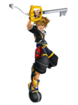 Sora (Battle) KHII