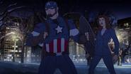 Steve & Peggy Avengers Secret Wars 07