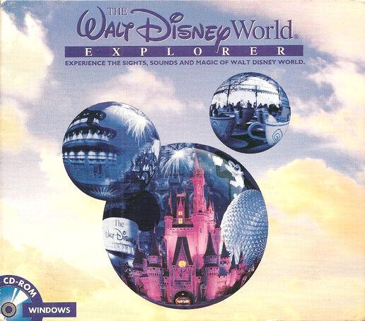 The Walt Disney World Explorer | Disney Wiki | FANDOM