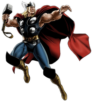 Thor clásico MarvelAvengersAlliance