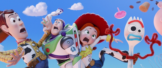 Toy Story 4 first look